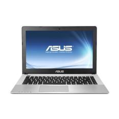 ASUS X441BA GA902T - A9 9420 - RAM 4GB - 1TB - Windows10 - SILVER