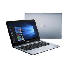 Asus X441NA-BX402T Laptop - Silver gradient [N3350/4GB/500GB/14