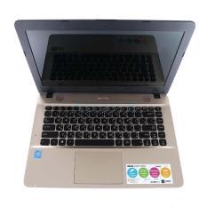 ASUS X441NA/ INTEL CELERON N3350/ RAM 4GB/ HDD 500GB/WINDOWS 10/ BLACK