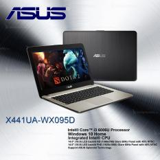 Asus X441UA core i3 7100u ram 4gb hardisk 1tb intel grafis 620 Exclusive