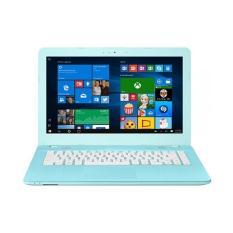 Harga Asus X441Ua Intel Core I3 6006U 4Gb 14 Aqua Blue Online