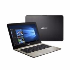 Asus X441UA-WX095T BLACK - Ci3-6006U - 4GB - Intel HD - 14
