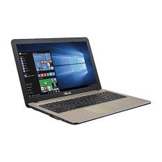 Asus X441UA-WX095T - Intel Core i3-6006U - RAM 4GB - 500GB - 14' - Windows 10 - Black