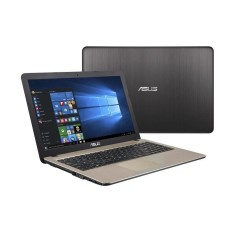 Harga Asus X541Na Bx401T Prosesor Intel N3350 Dual Core Ram 4Gb Hdd 500Gb Intel Hd 15 6 Inch Hd Windows 10 Black