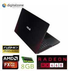Review Asus X550Iu Amd Fx 9830P 8Gb Ram 1Tb Hdd Radeon Rx460 4Gb Dos 15 6 Fhd Asus