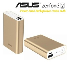 Jual Beli Asus Zenfone 2 Power Bank Fast Gadget Charger Kapasitas 10050 Mah Gold Di Dki Jakarta