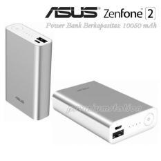 Miliki Segera Asus Zenfone 2 Power Bank Fast Gadget Charger Kapasitas 10050 Mah Silver