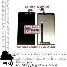 ASUS ZENFONE 2 Z008D ZE550ML LCD TOUCHSCREEN FULLSET ORI 100