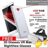 Beli Asus Zenfone 3 Laser Zc551Kl Vr Max Nightview Glasses Pake Kartu Kredit