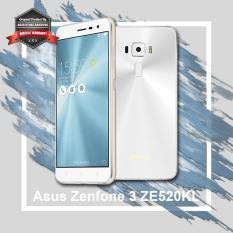 Harga Asus Zenfone 3 Ze520Kl 5 2 Fhd 4Gb Ram 4G 16Mp Garansi Resmi Asli Asus