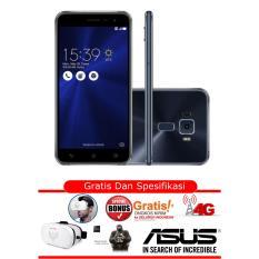 Jual Asus Zenfone 3 Ze520Kl Ram 4Gb Rom 32Gb Hitam Free Vr Max Garansi Resmi Asus Indonesia Murah