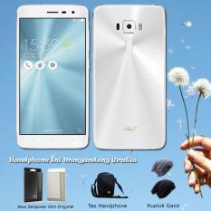 Jual Asus Zenfone 3 Ze520Kl Ram 4Gb White Free Paket Mantab Online