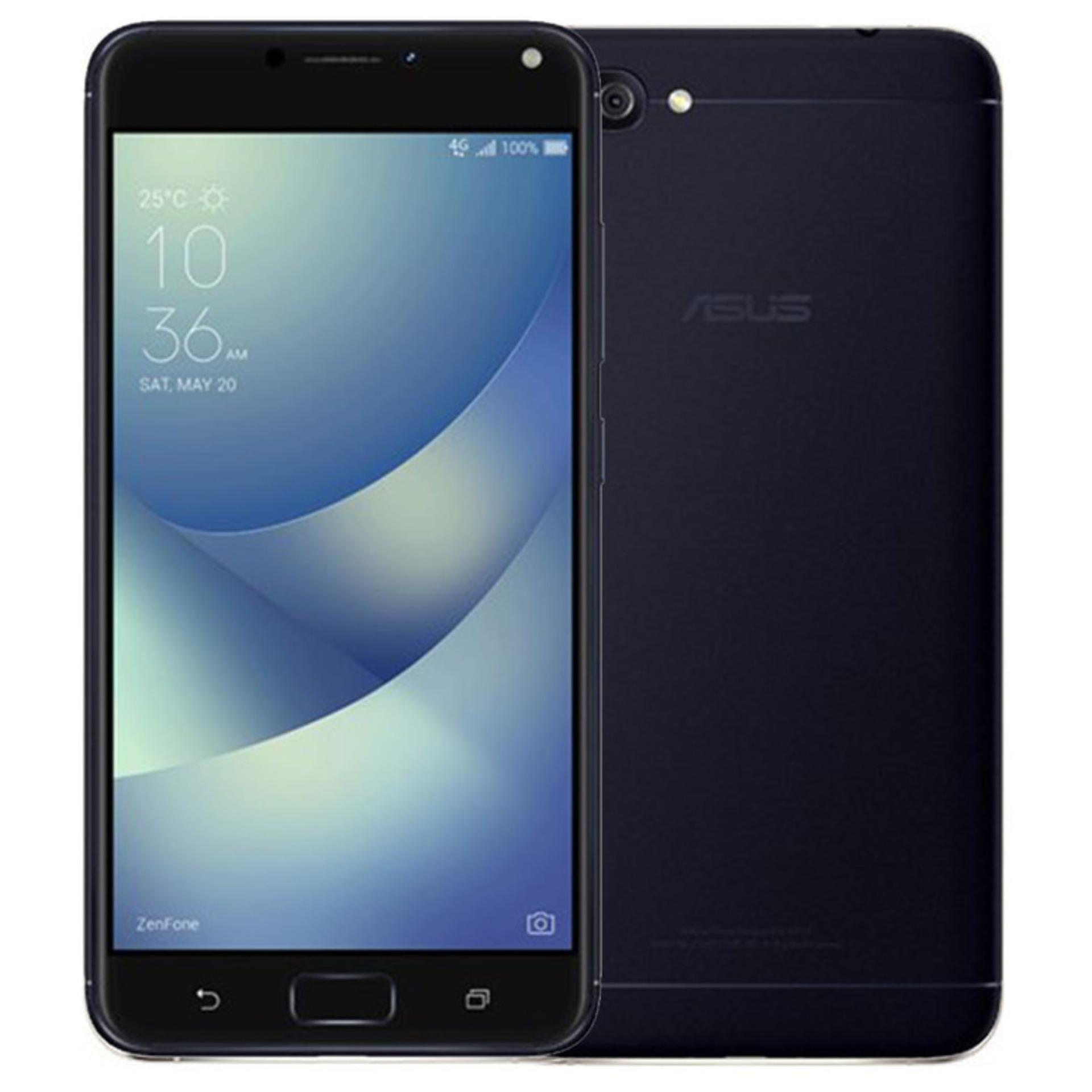 Asus Zenfone 4 Max ZC520KL 3GB/32GB Free Bonus Garansi Resmi TAM