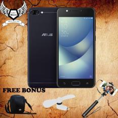 Asus Zenfone 4 Max ZC520KL 4G 3/32 Android N Garansi Resmi  Free Paket Lengkap