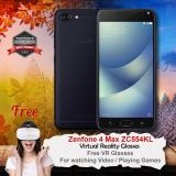 Model Asus Zenfone 4 Max Pro Zc554Kl 5 5 Dual Back Camera 16Mp 5Mp 5000Mah Free Vr Glasses Resmi Terbaru