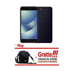 Harga Asus Zenfone 4 Max Zc554Kl Black Free Bumper Tas Hanphone Garansi Resmi Asus Indonesia Yang Murah