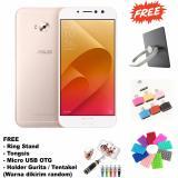 Beli Asus Zenfone 4 Selfie Pro Zd552Kl 4 64Gb 16Mp 24Mp Duopixel Camera Garansi Resmi Free 4 Item Accessories Gold Online Terpercaya