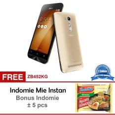 Jual Beli Online Asus Zenfone Go Zb452Kg 8Gb Free Indomie 5Pcs