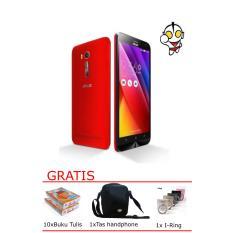 Asus zenfone GO ZB452KG RED Murah + Paket Hemat