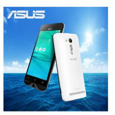 Promo Toko Asus Zenfone Go Zb500Kg White Ram 1Gb 8Gb Rom Termurah