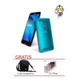 Ulasan Tentang Asus Zenfone Go Zb552Kl Blue Paket Hemat Dahsyat
