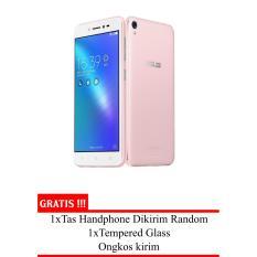 Jual Asus Zenfone Live Zb501Kl 16Gb Pink Free Tas Tempered Glass Online