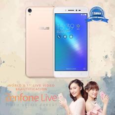 Asus Zenfone Live ZB501KL 4G 16GB Video Selfie Expert Garansi Resmi