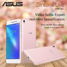 Asus Zenfone Live Zb501Kl Pink Garansi Resmi Promo Beli 1 Gratis 1