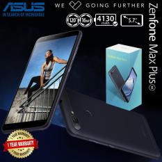 Harga Asus Zenfone Max Plus M1 4 64Gb Dual Camera 16 8Mp 4130 Mah 5 7 Inches Hd Garansi Resmi Yg Bagus
