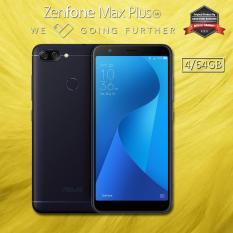 Dapatkan Segera Asus Zenfone Max Plus M1 Zb570Tl 5 7 2K Octa Core 4 64 8Mp 16Mp Back Camera 16Mp Front 4130Mah Official Warranty