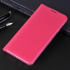 Spesifikasi Asuwish Flip Cover Wallet Leather Case Untuk Samsung Galaxy J7 Prime Slim Shockproof Kasus Telepon Intl Baru