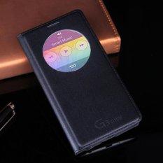 Spesifikasi Asuwish Slim Smart View Shell Auto Sleep Wake Fungsi Flip Cover Leather Case Untuk Lg G3 Beat G3 S G3S G3 Mini D722 D725 D728 D724 Intl Bagus