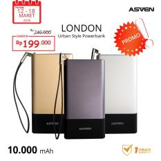 Iklan Asven Powerbank London