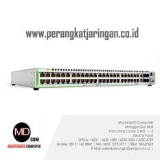 AT-GS948MPX Alliedtelesis Centrecom Stackable Gigabit POE+ Edge Switch