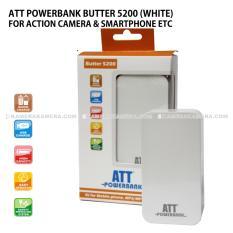 Ulasan Lengkap Tentang Att Powerbank Butter 5200 Best For Action Camera Smartphone Etc