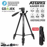Katalog Attanta Kaiser 203 Light Weight Tripod Video Camera Dslr With Bag Attanta Terbaru