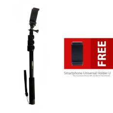 Jual Attanta Smp 22B Monopod Tongsis Yunteng For Smartphones Gopro Camera Digital Camera Mirrorless Camera Dslr Branded Murah