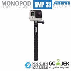 Kualitas Attanta Tongsis Monopod Titanium Smp 33 For Gopro Xiaomi Yi Smartphone Pocket Camera Hitam Attanta