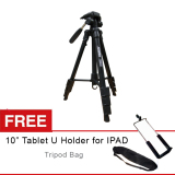 Jual Attanta Tripod Kaiser 234 Untuk Kamera Dslr Dan Tablet Free Holder U Tablet 10Inch Antik
