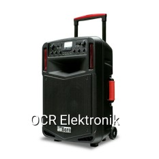 Aubern Professional Portable Speaker System BE-12CX (Portable Speaker AUBERN BE-12CX / BE12CX)