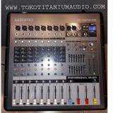Review Auderpro Power Mixer Ap 908Pm 8Channel Hitam Indonesia