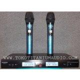 Harga Auderpro Wireless Mikrofon Ap 929 Wm Jarak Jangkauan 100 Meter Hijau Tua Dan Spesifikasinya