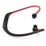 Harga Stereo Headset Headphone Olahraga Mp3 Micro Sd Slot Pemutar Musik Disebut Tf Merah Oem Ori