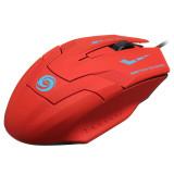 Jual Usb 2 Kabel 3D Optik Memimpin Permainan Tikus 2400 Dpi For Pc Laptop Merah Antik