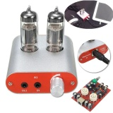 Harga Audio Mini 6J5 Vacuum Tube Headphone Amplifier Stereo Hifi Hybrid Earphone Amp Intl Not Specified Original