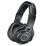 Spesifikasi Audio Technica Ath M40X Professional Headphone Hitam Merk Audio Technica