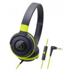 Beli Audio Technica Ath S100Is Headphone For Smartphones Green Pakai Kartu Kredit