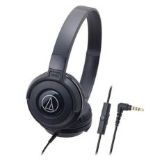 Beli Audio Technica Ath S100Is Headphone For Smartphones Hitam Yang Bagus