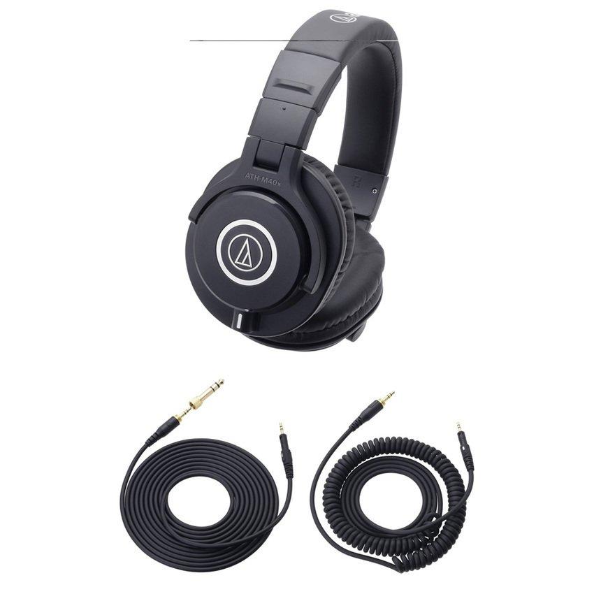 Harga Audio Technica M40X Hitam Original