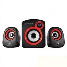 Toko Audiobox A300 U Speaker Merah Termurah Di Dki Jakarta